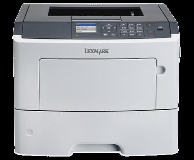 Impresora Lexmark Monocromatica MS610dn