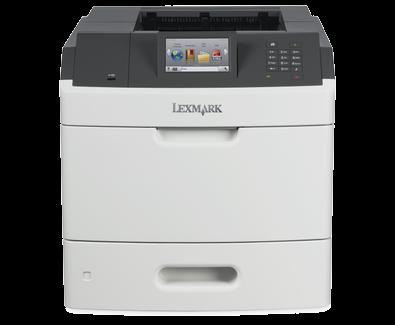 Impresora Lexmark Monocromatica MS810de