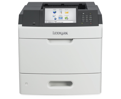 Impresora Lexmark Monocromatica MS812de