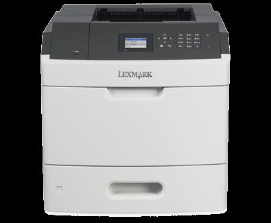 Impresora Lexmark Monocromatica MS812dn