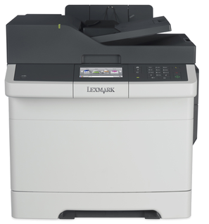 Multifuncional Lexmark Color CX410de.