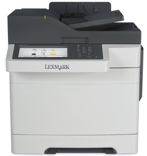Multifuncional Lexmark Color CX510dhe