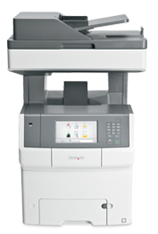 Multifuncional Lexmark Color X748de
