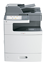 Multifuncional Lexmark Color X792de