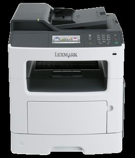 Multifuncional Lexmark Monocromatico MX410de