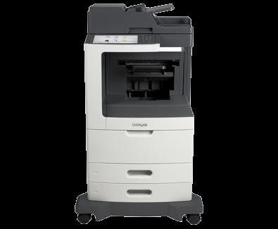 Multifuncional Lexmark Monocromatico MX811dfe