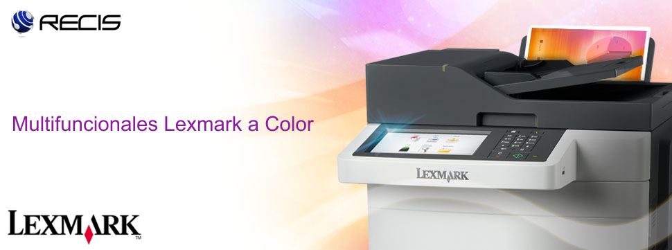 Multifuncionales Lexmark Color.